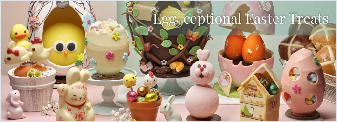 Egg-ceptional Easter Treats