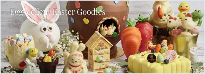 Egg-cellent Easter Goodies